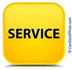 Service special yellow square button