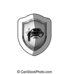 service voiture, réparation