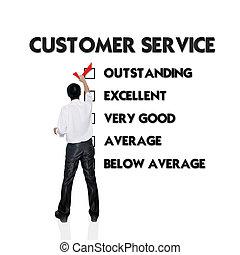 servicefachkraft, auswertung, form, mit, kaufleuten zürich, auswählen, der, wahlmöglichkeit