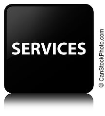Services black square button