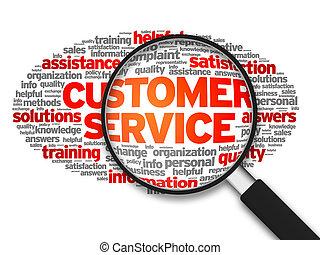 services clientèle