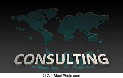 services, consultant