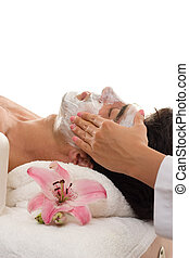 services, spa, hommes