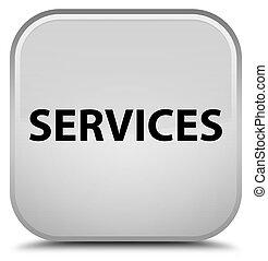 Services special white square button
