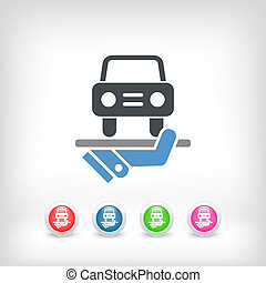 services, voiture