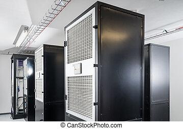 servidor habitación