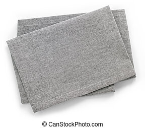 servilleta, algodón