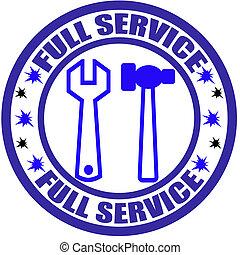 servizio completo