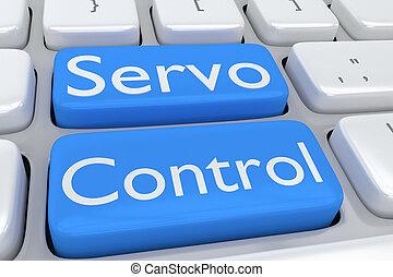 Servo Control concept