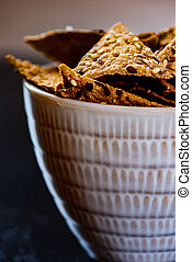 chips in bowl