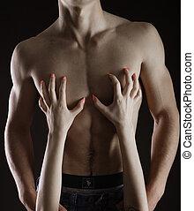 sesso, passione, posizione