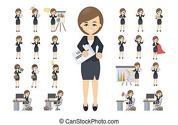 set., 女性ビジネス