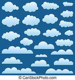 Set a cloud