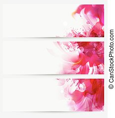 Set abstract headers with blots