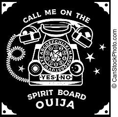set., altro, boards., voci, occultismo, world., ouija