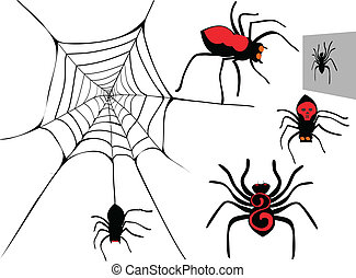 set., aranha