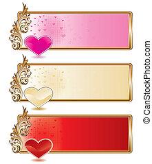 set, bandiera, valentina