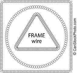 set black frames