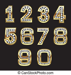Set bling numbers