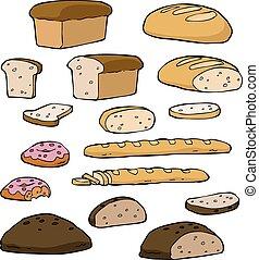 Set bread