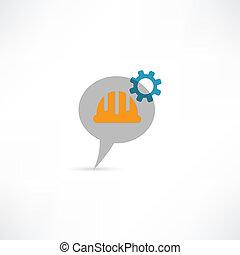 Set button icon