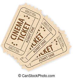 Set Cinema Ticket