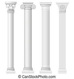 Set classical columns