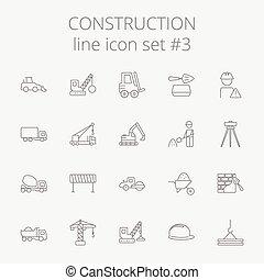 set., construção, ícone