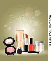 set, cosmetico