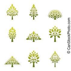set., ecologia, icona