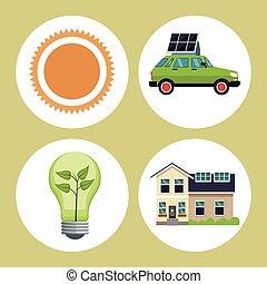 set ecology green energy