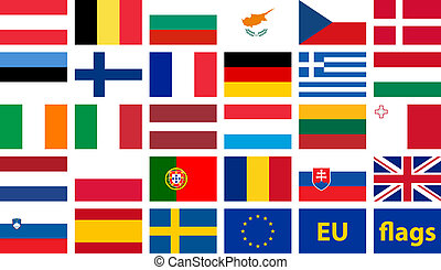 Set EU flags