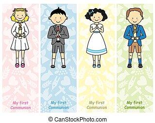 set first communion