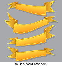 set., fita, amarela