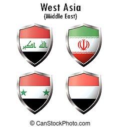 Set flag icon.