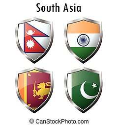 Set flag icon