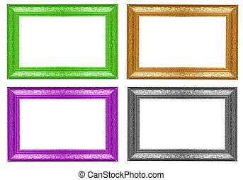 set frames