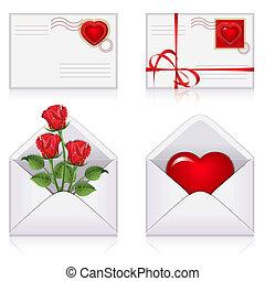 Set from envelopes