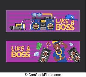 set, giocatore, piattaforma girevole, disco, rap, canto,...