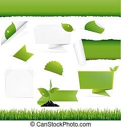 set, groene, ecogy