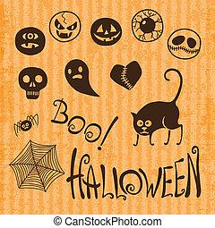 Set Happy Halloween!