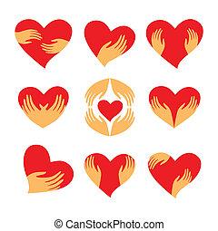 set-heart-in-hands