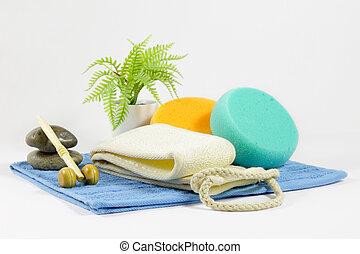 Set hygiene and massage