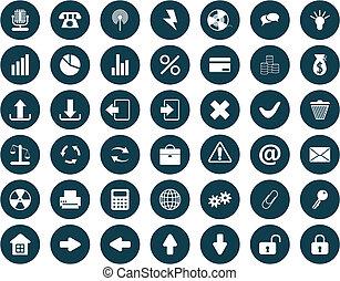 set, icone