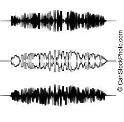 Audio Equalizer Pattern