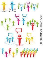 set, networking
