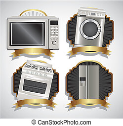 Set of Appliances