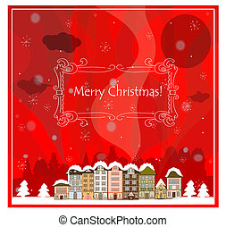 Set of banner for christmas for your website, vector