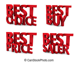 set of best price 3d