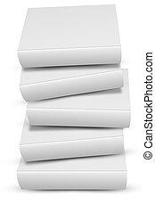 set of Blank books